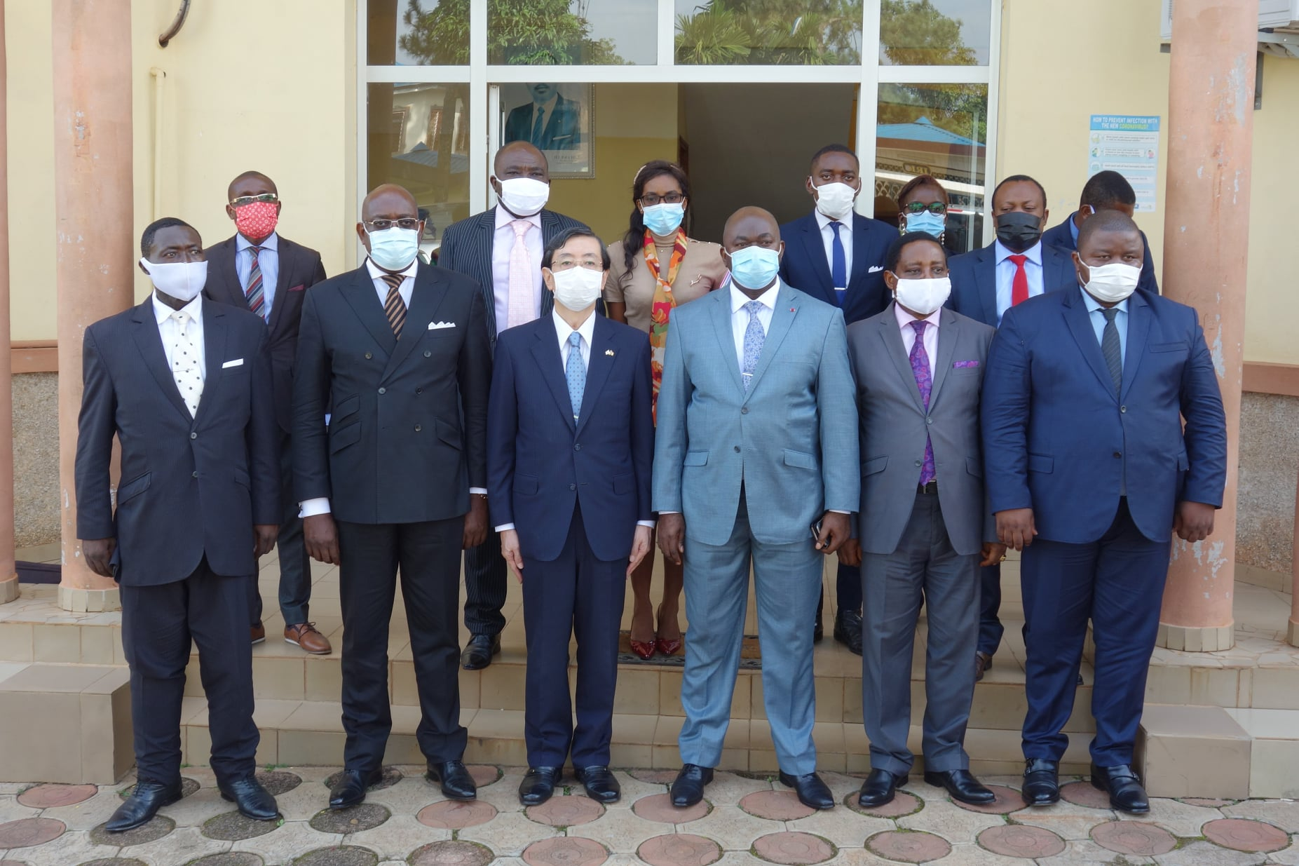The Embassy of Japan in Cameroon: Strengthening diplomatic relations